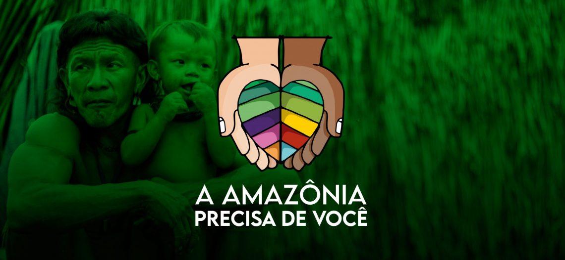 Campanha da Amazônia ganha apoio dos Maristas