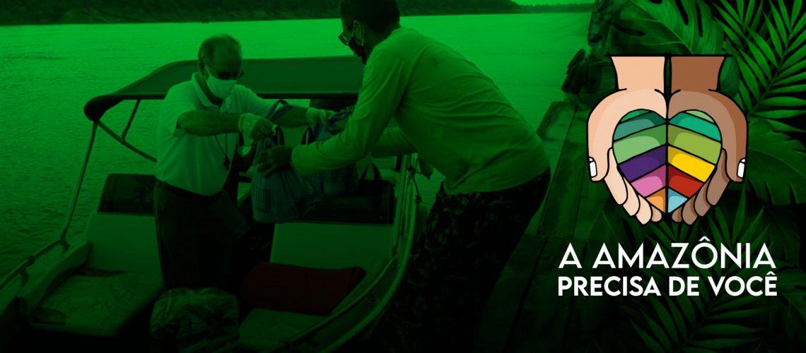 Campanha da Amazônia apresenta informativo dos recursos doados