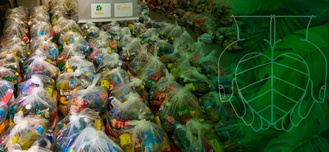 Comunidades da Amazônia já receberam R$ 640 mil em doações