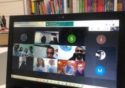 Famílias Missionárias realizam encontro de formação virtual