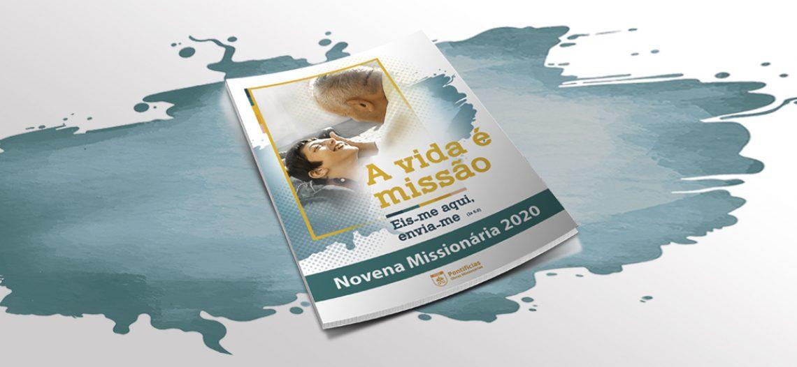Novena Missionária disponível a todos através do site das POM