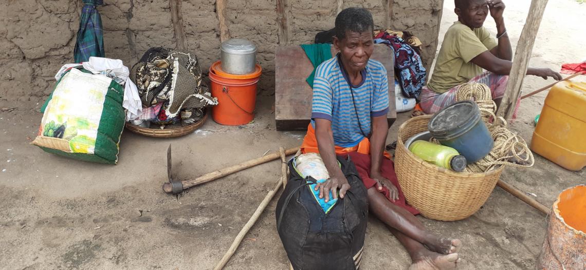 O povo de Cabo Delgado quer paz