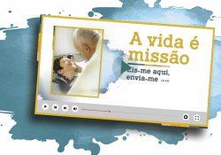 Testemunhos que animam a Campanha Missionária estão disponíveis nas redes sociais