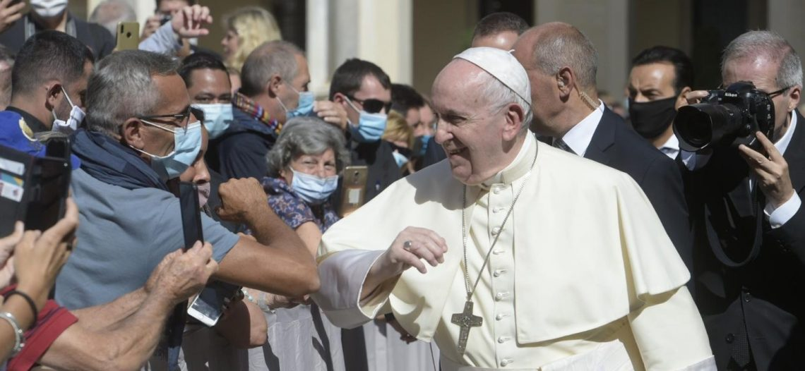 """""""Minha conversão ecológica"""": depoimento do Papa Francisco"""
