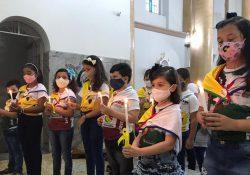 IAM celebra consagração no interior de Sergipe