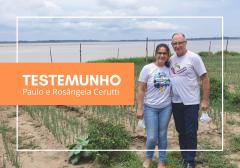 Batizados e enviados: vivenciando a missão na Amazônia
