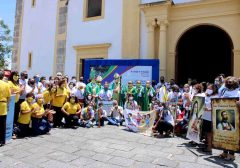 Arquidiocese de Olinda e Recife: Alegria missionária toma conta da igreja catedral