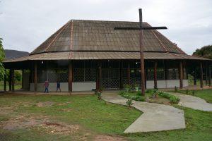 Igreja em Maturuca TI RSS Roraima